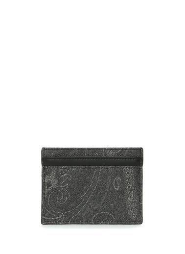 Etro Kartlık Siyah